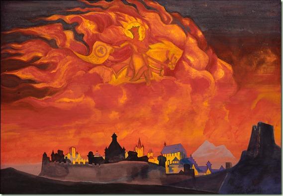 Nicholas Roerich, Sophia—The Wisdom Of The Almighty 1932