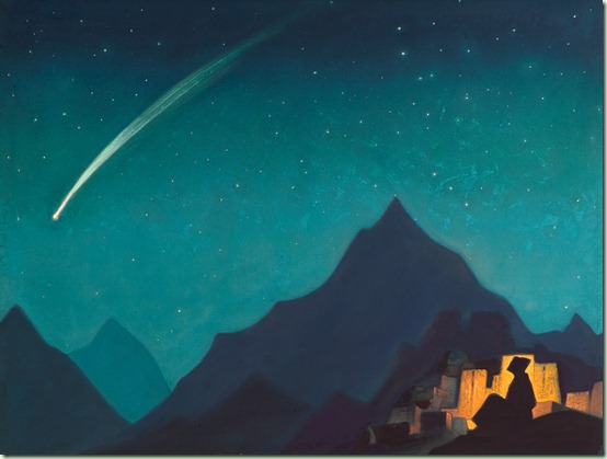 Nicholas Roerich, Star Of The Hero 1936
